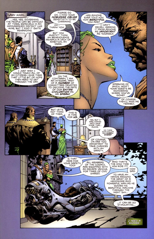 Read online Aphrodite IX (2000) comic -  Issue #1 - 19