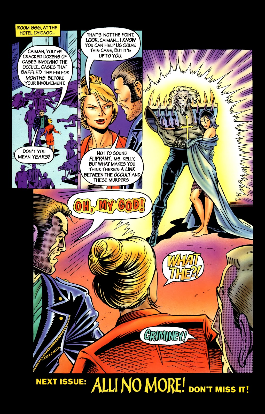 Read online Perg comic -  Issue #7 - 23