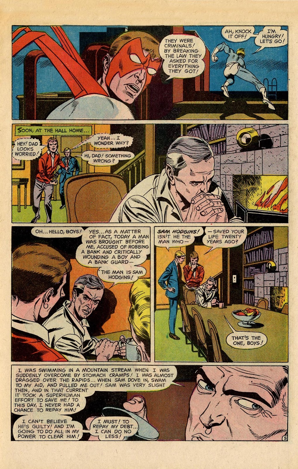 The Hawk and the Dove issue 5 - Page 7