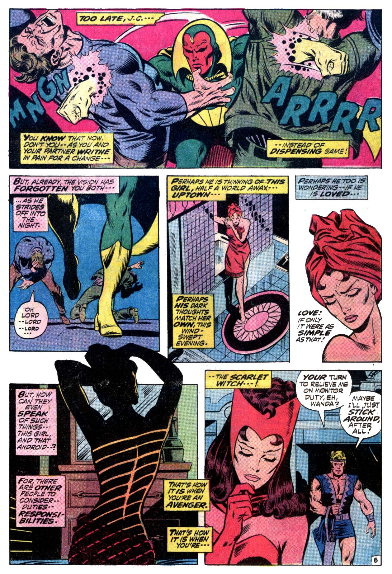 The Avengers (1963) 102 Page 8