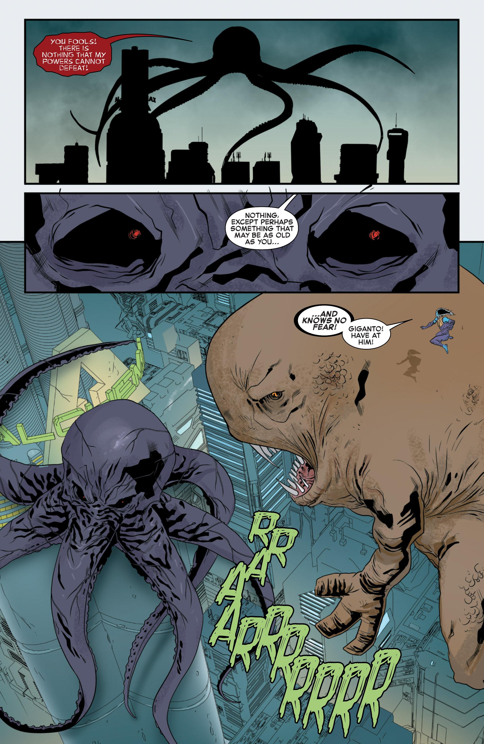 Read online Secret Wars 2099 comic -  Issue #5 - 15