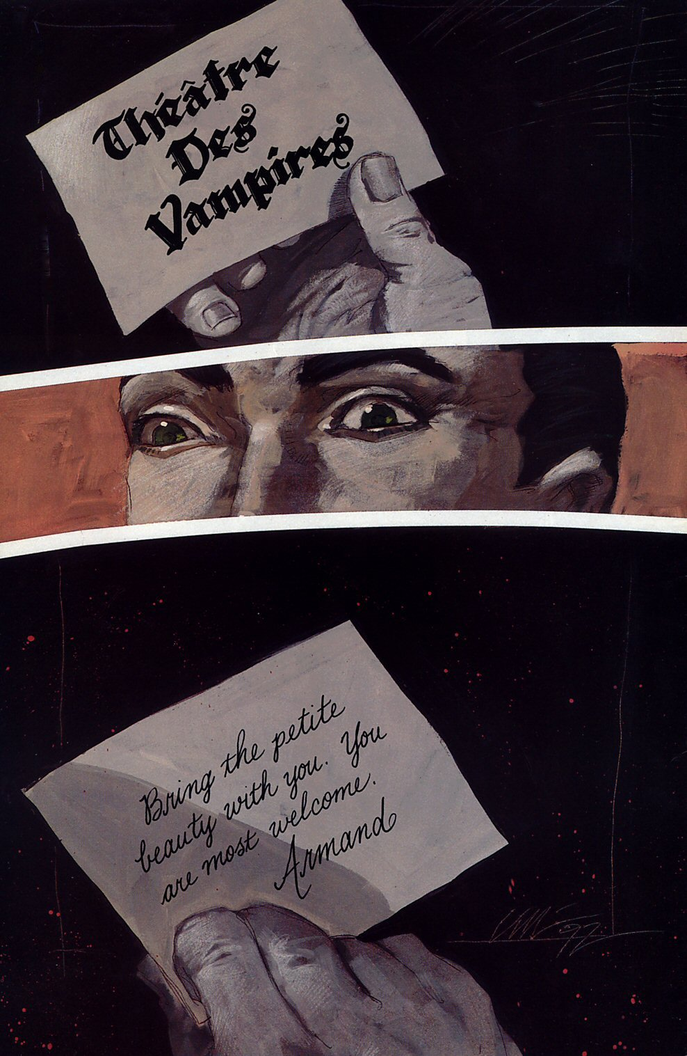 Read online Anne Rice's Interview with the Vampire comic -  Issue #7 - 33