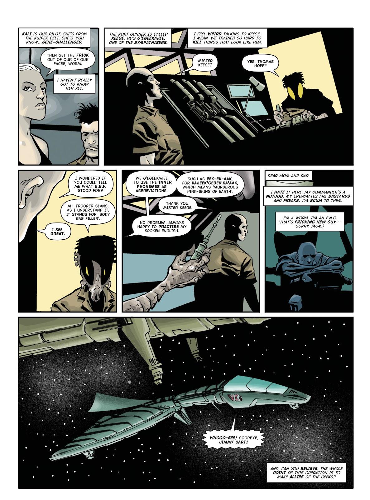 Judge Dredd Megazine (Vol. 5) Issue #381 #180 - English 74