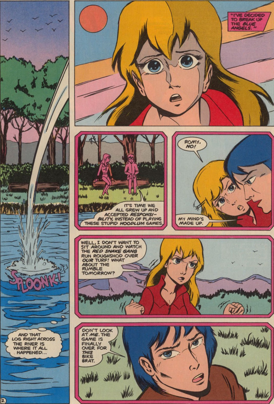 Robotech The New Generation issue 6 - Page 4