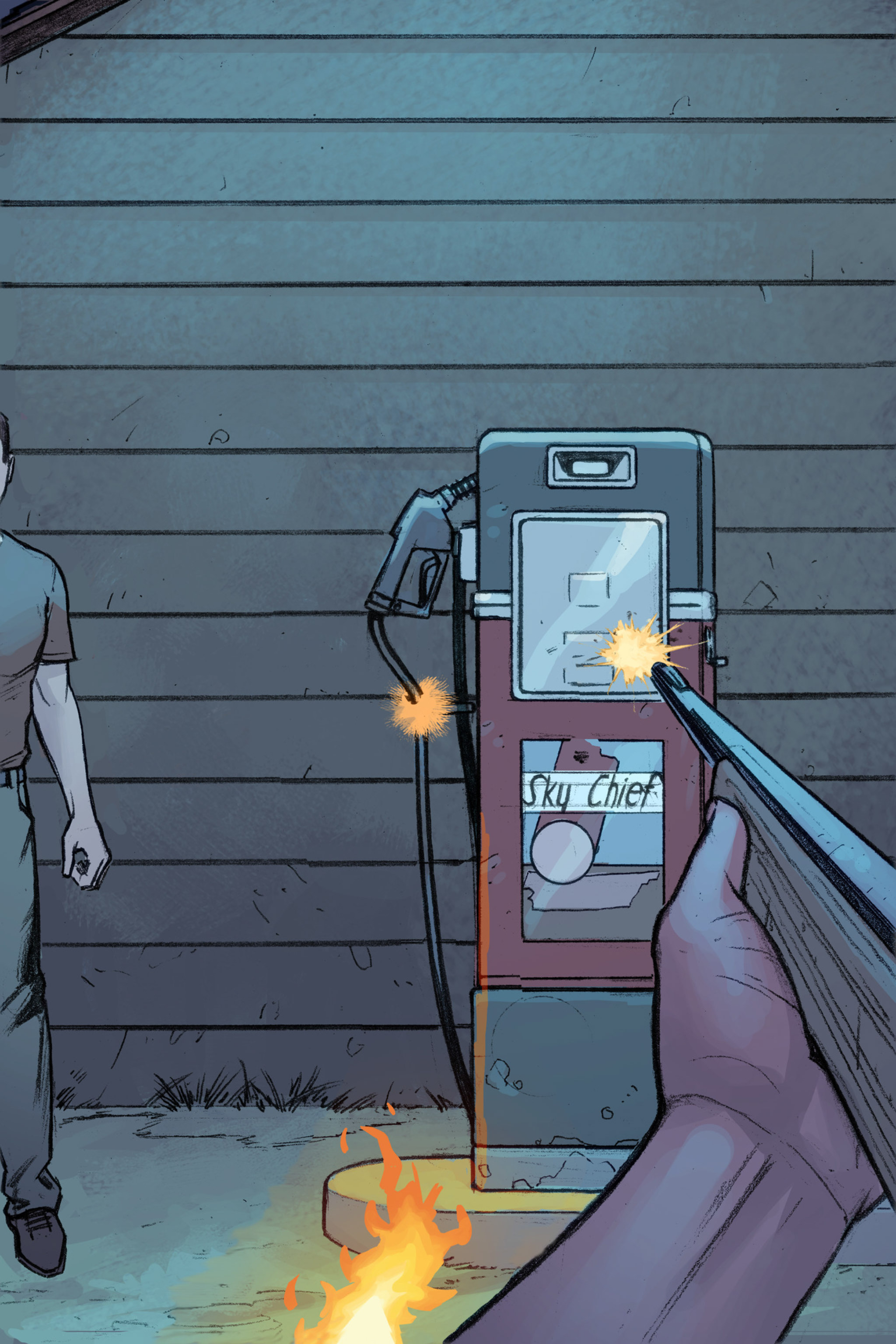 Read online Soul comic -  Issue #2 - 107