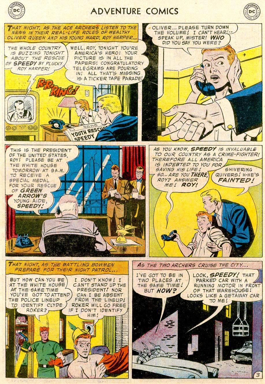 Read online Adventure Comics (1938) comic -  Issue #244 - 20