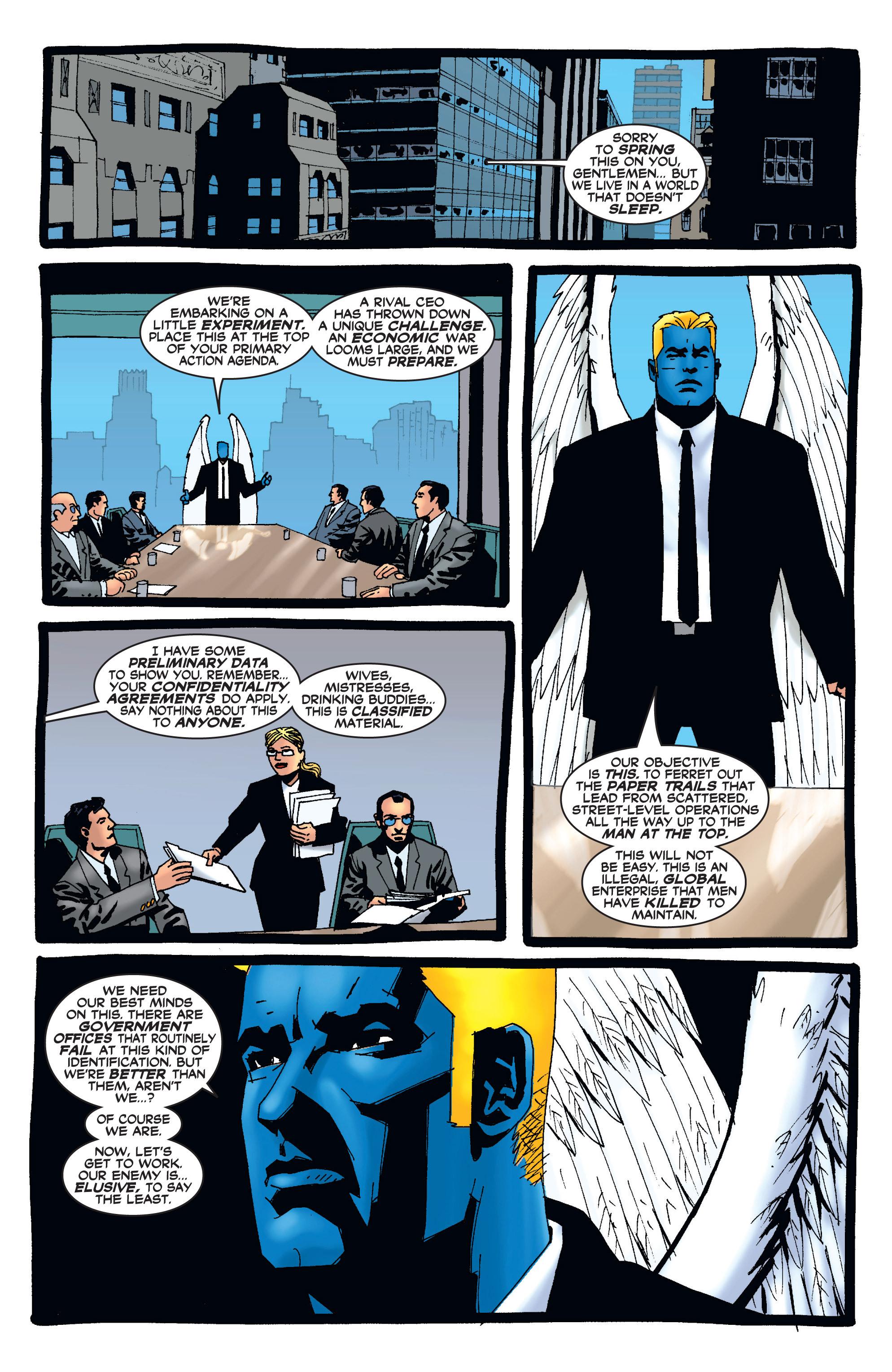 Read online Uncanny X-Men (1963) comic -  Issue #408 - 22