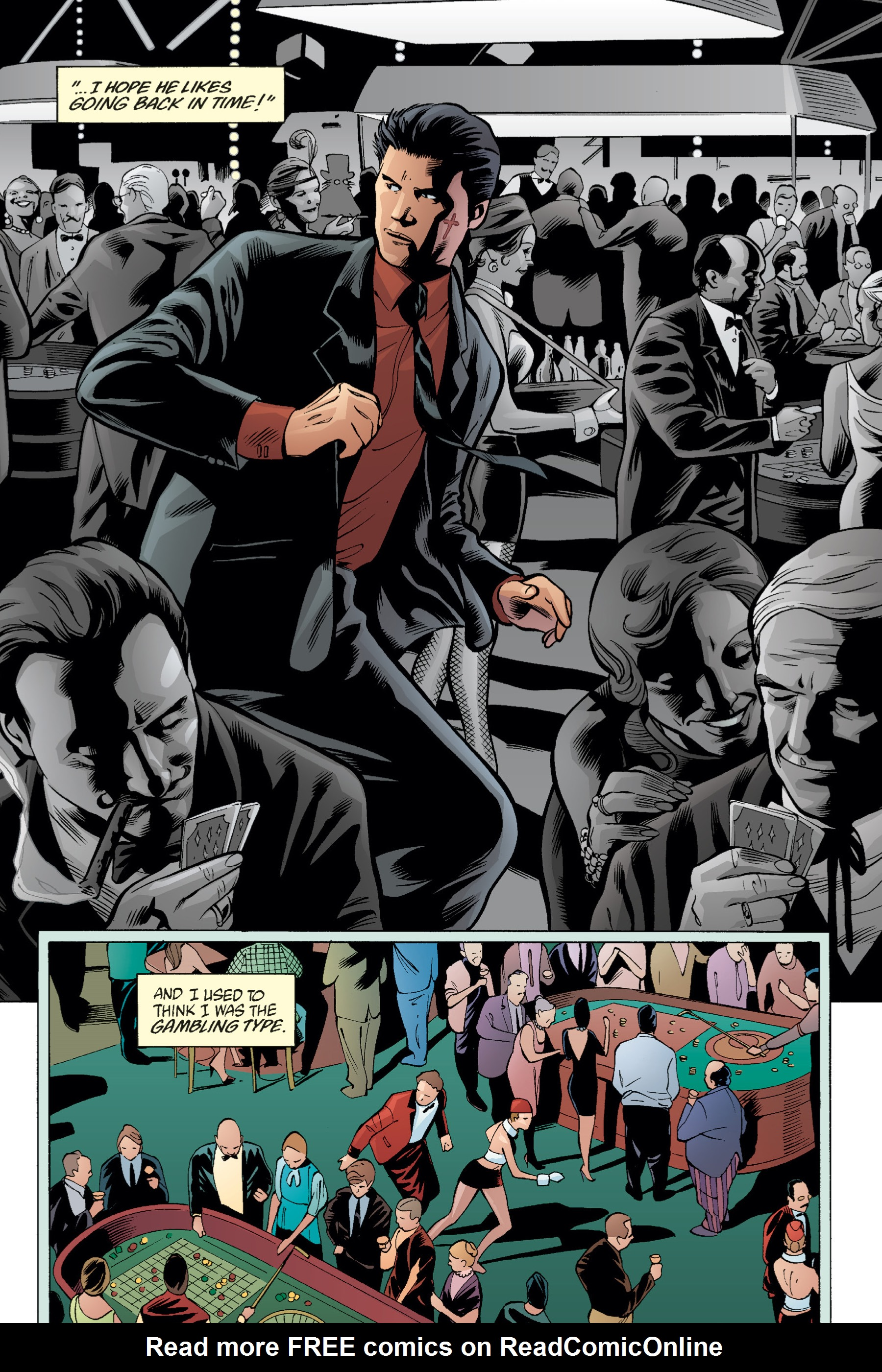 Read online Buffy the Vampire Slayer: Omnibus comic -  Issue # TPB 1 - 145