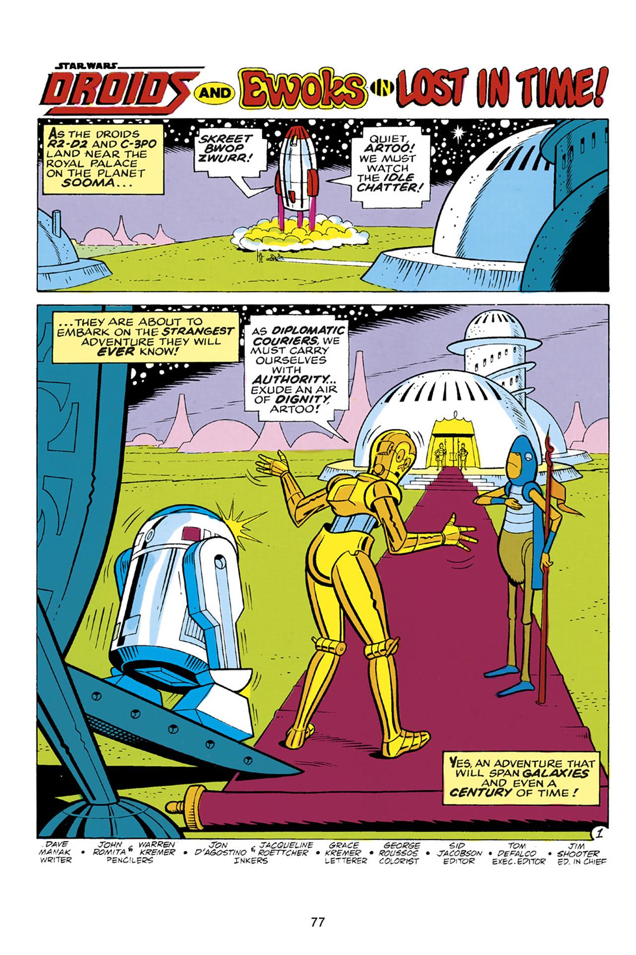 Read online Star Wars Omnibus comic -  Issue # Vol. 23 - 76