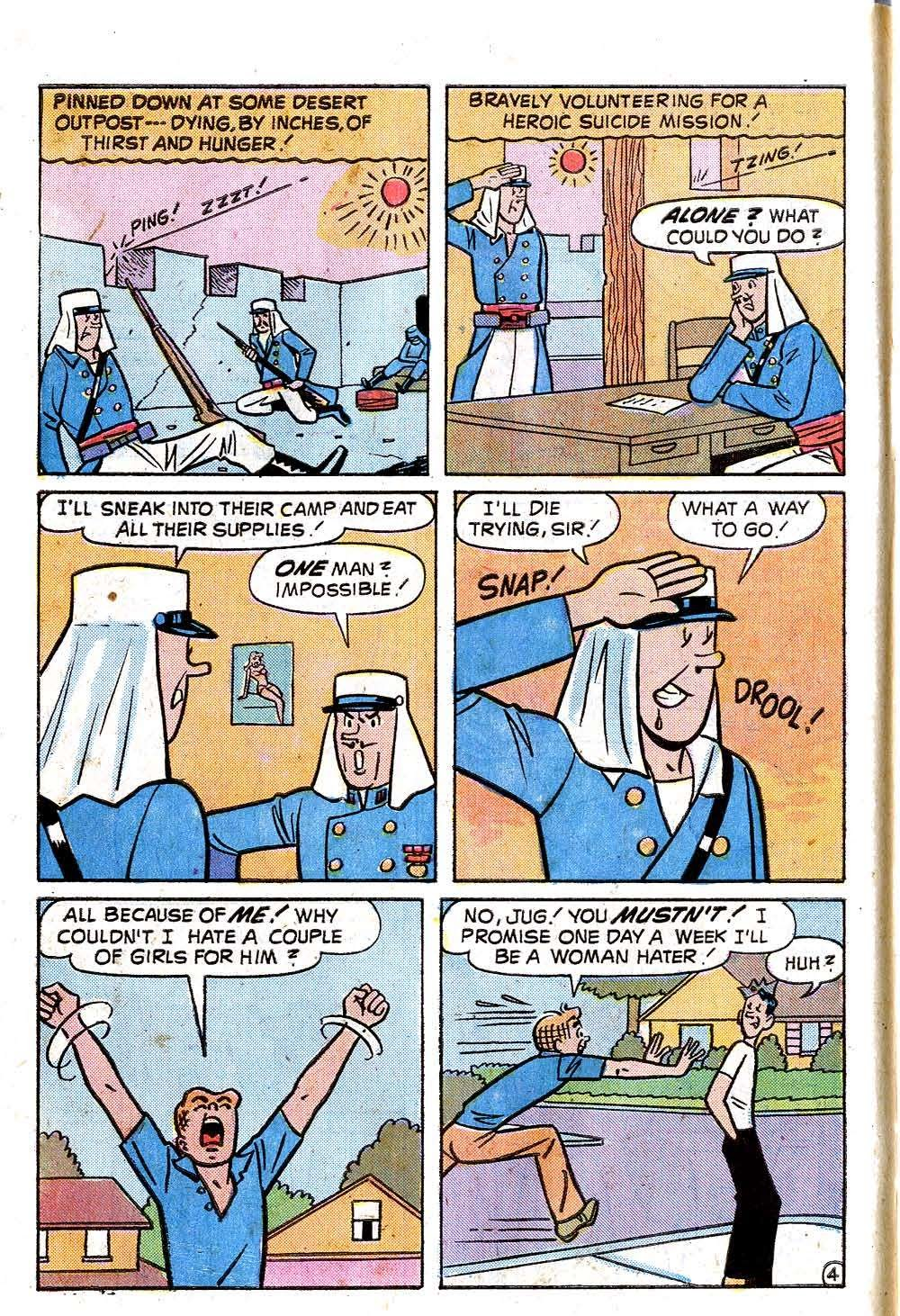 Read online Archie (1960) comic -  Issue #240 - 6