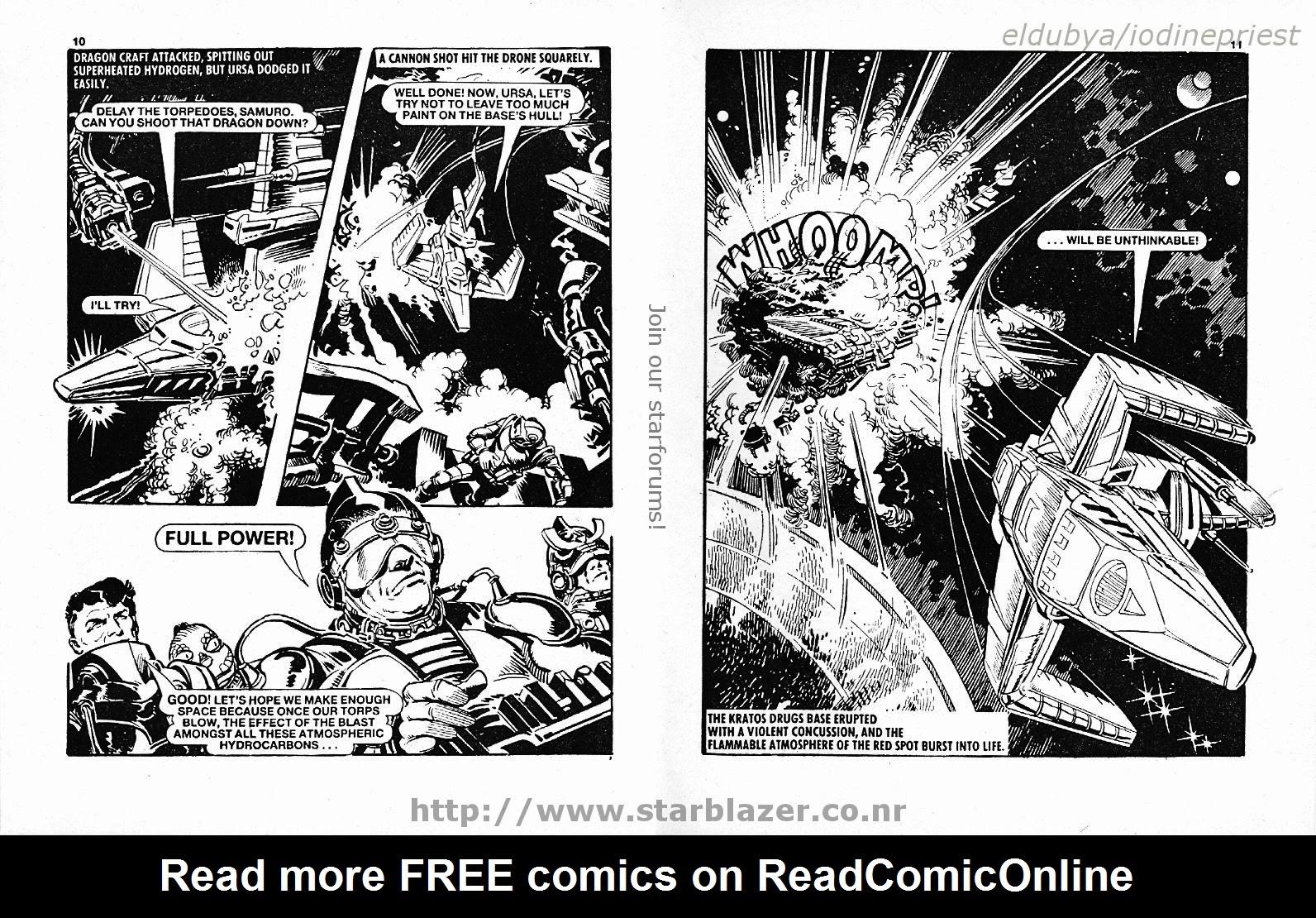 Starblazer issue 172 - Page 7