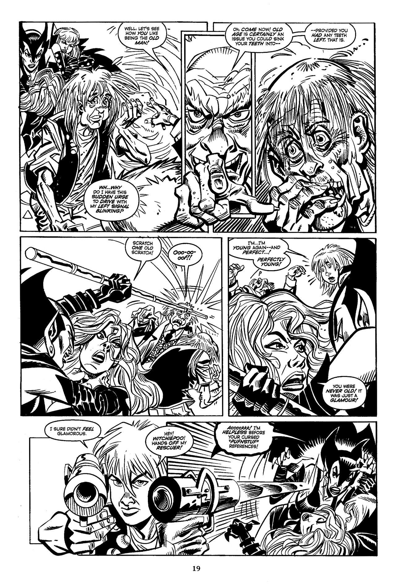 Soulsearchers and Company issue 82 - Page 21