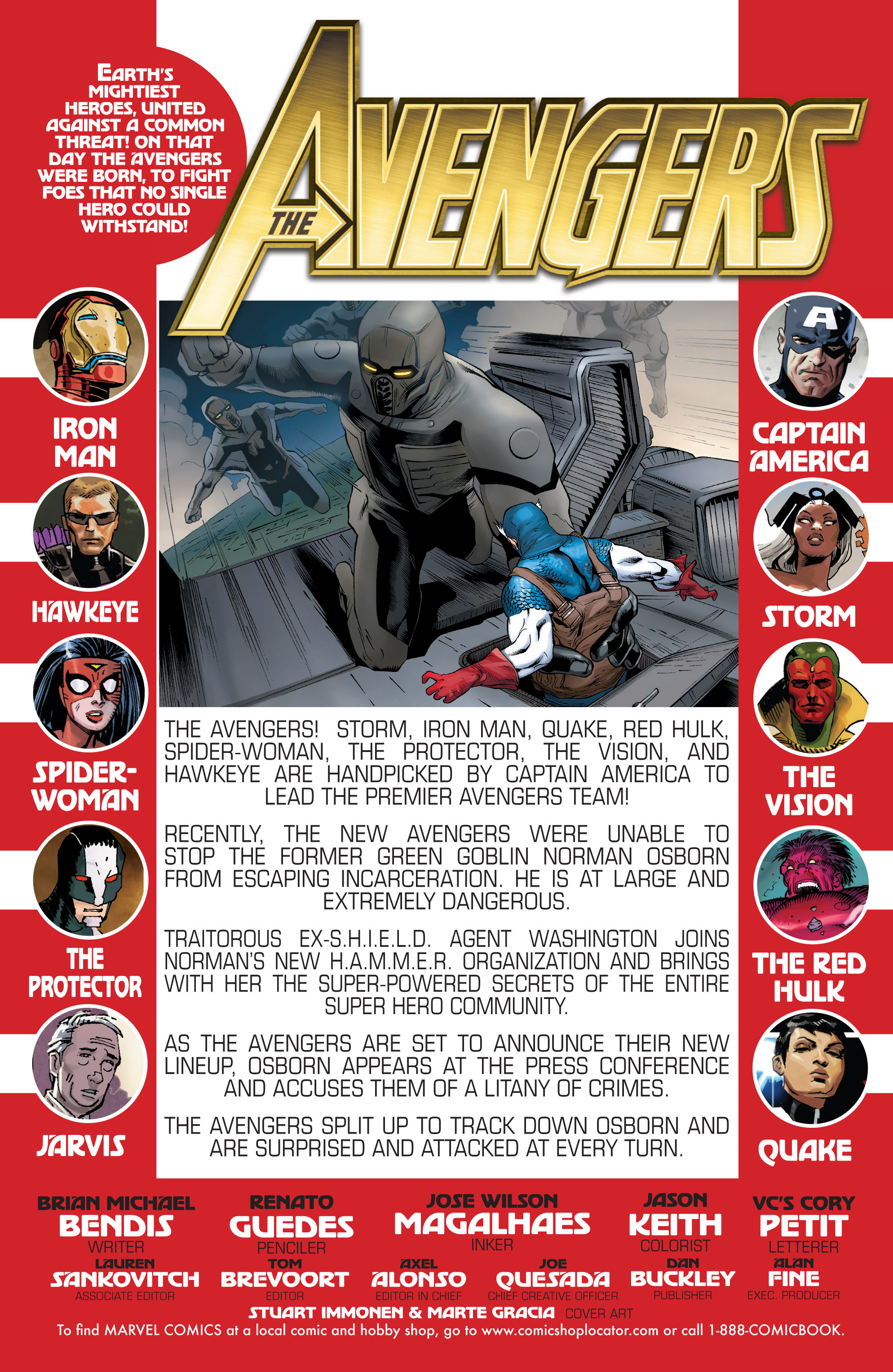 Read online Avengers (2010) comic -  Issue #22 - 2