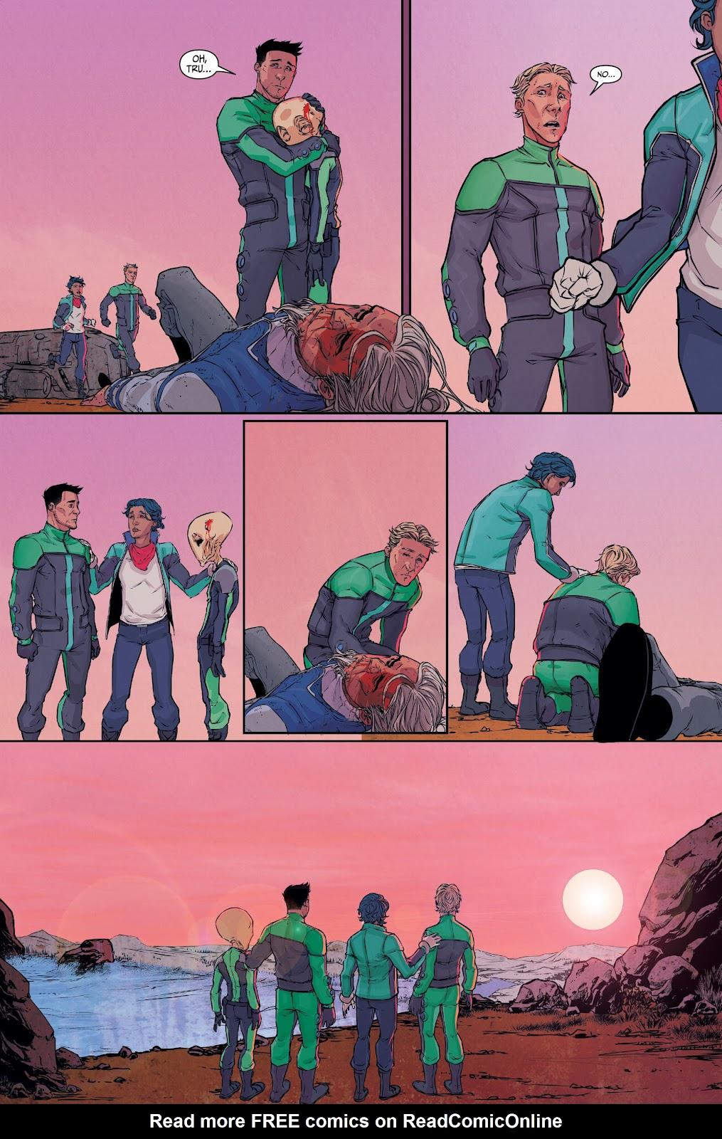 Exilium issue 6 - Page 45