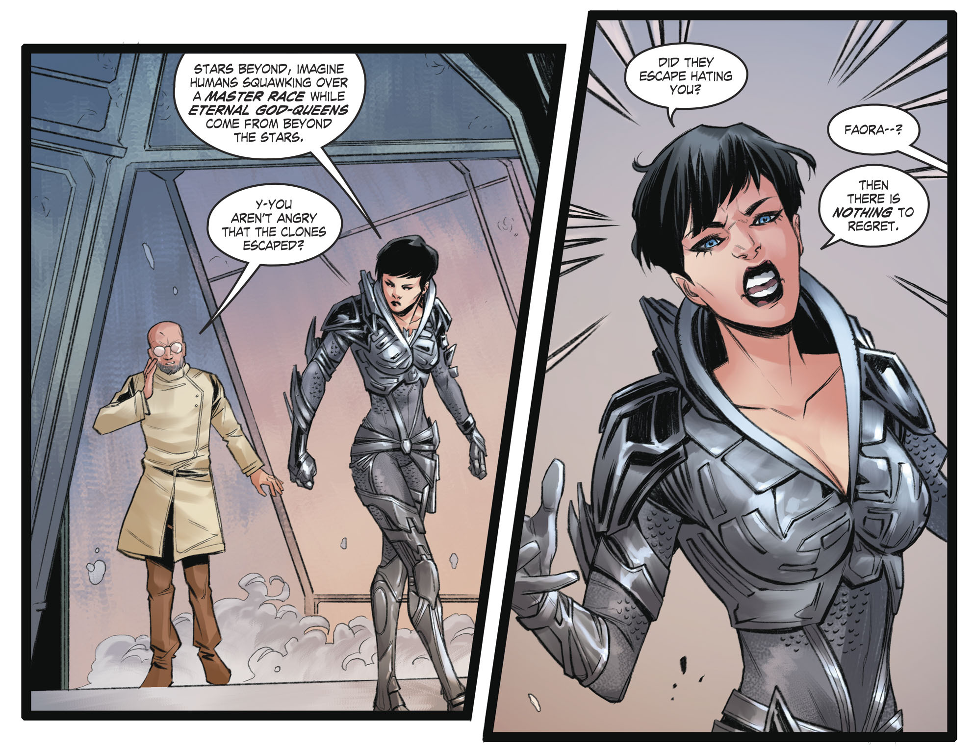 Read online DC Comics: Bombshells comic -  Issue #93 - 6