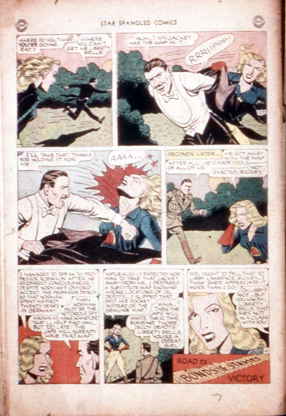 Star Spangled Comics (1941) issue 43 - Page 49
