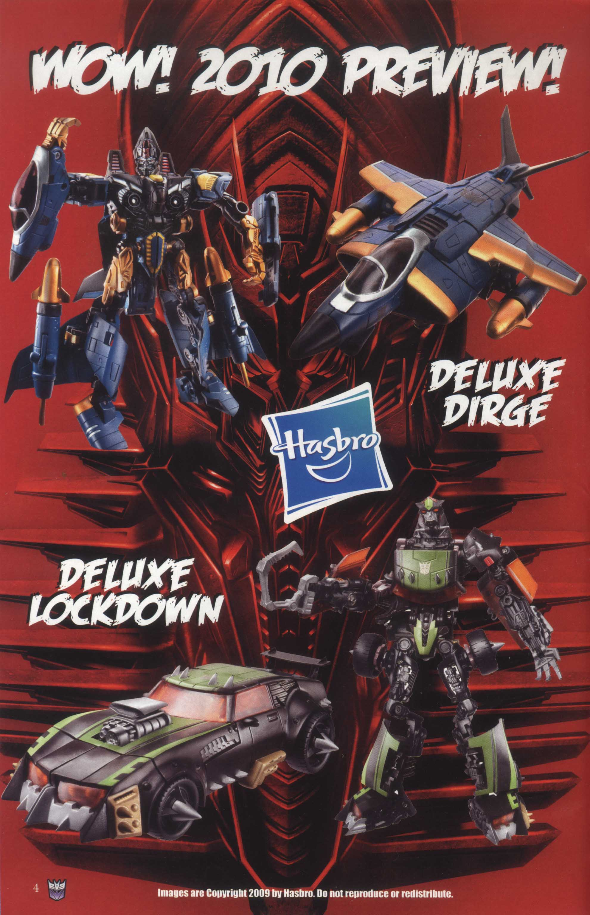 Read online Transformers: Collectors' Club comic -  Issue #29 - 4