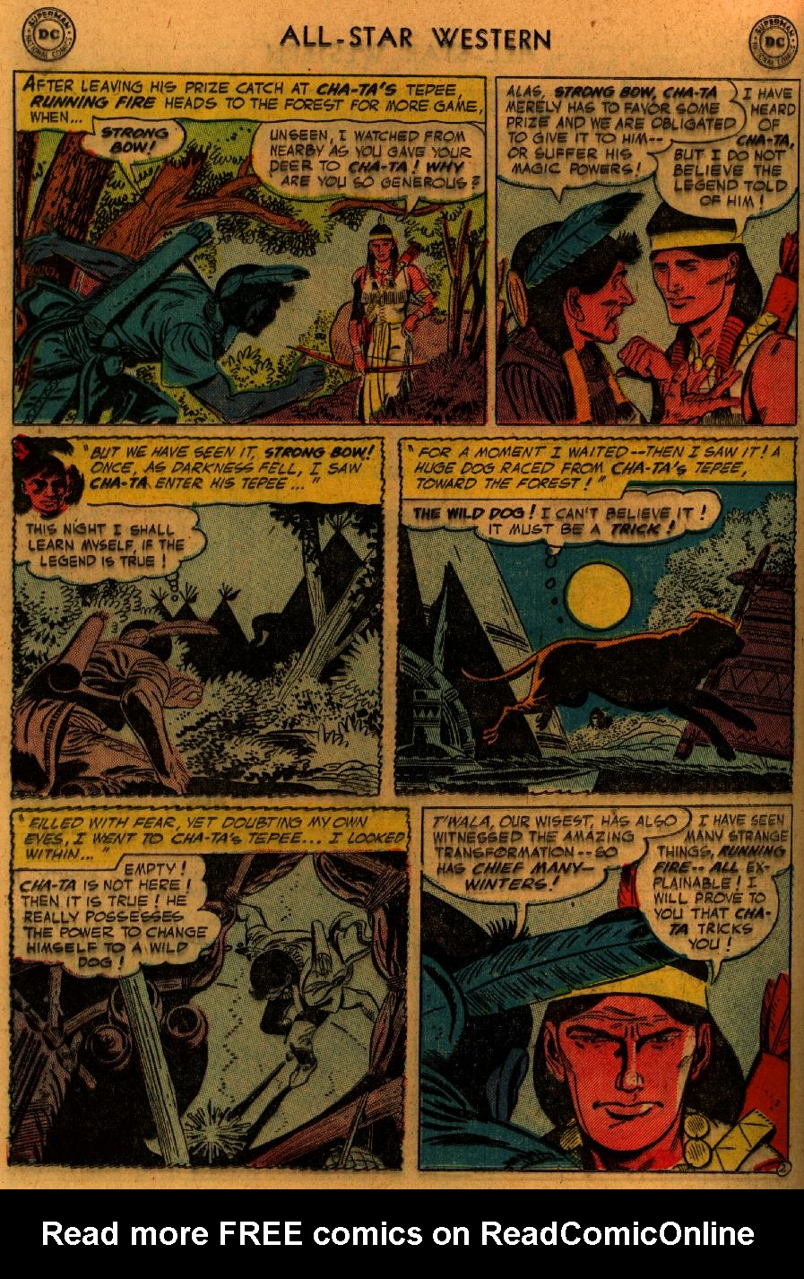 Read online All-Star Western (1951) comic -  Issue #89 - 13