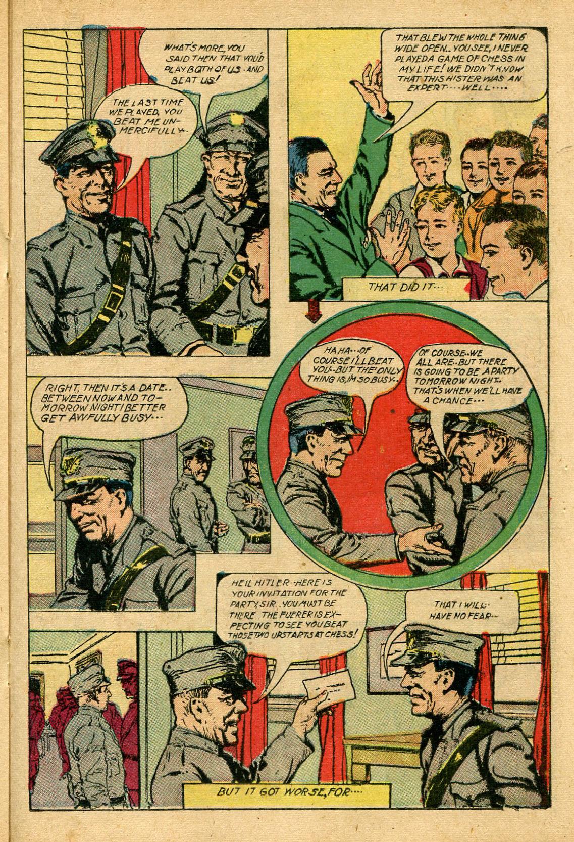 Read online Shadow Comics comic -  Issue #69 - 29