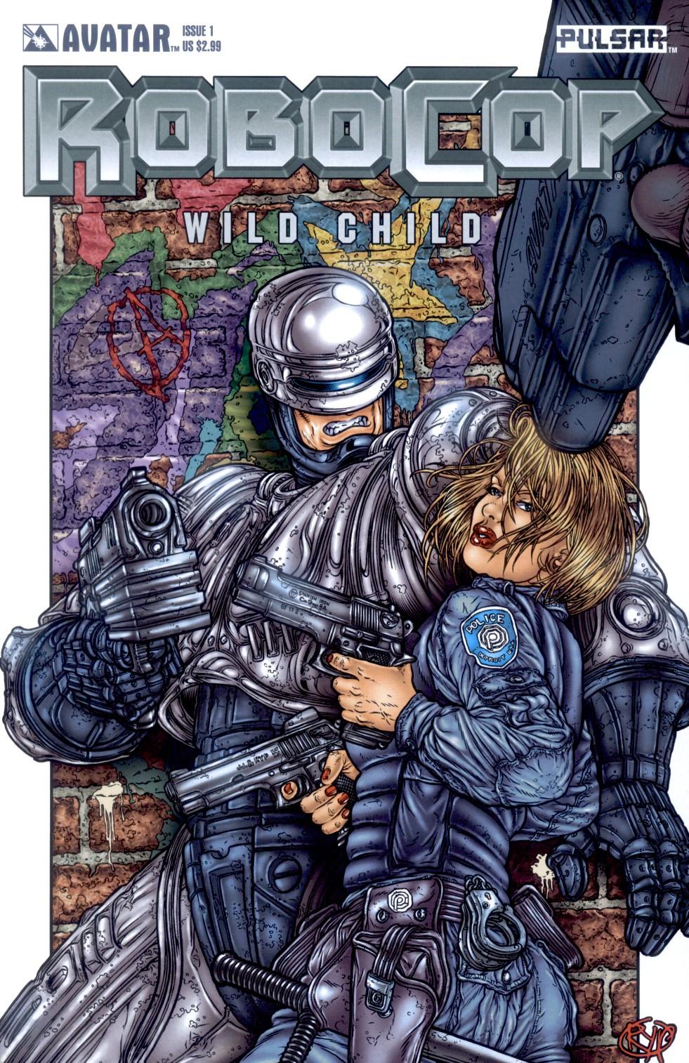 Read online Robocop: Wild Child comic -  Issue # Full - 1