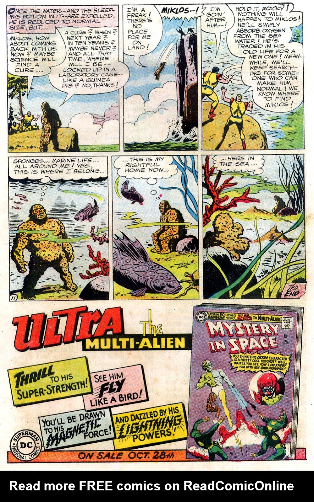 Challengers of the Unknown (1958) issue 47 - Page 12