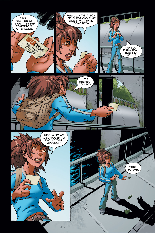 Read online Amazing Fantasy (2004) comic -  Issue #2 - 22
