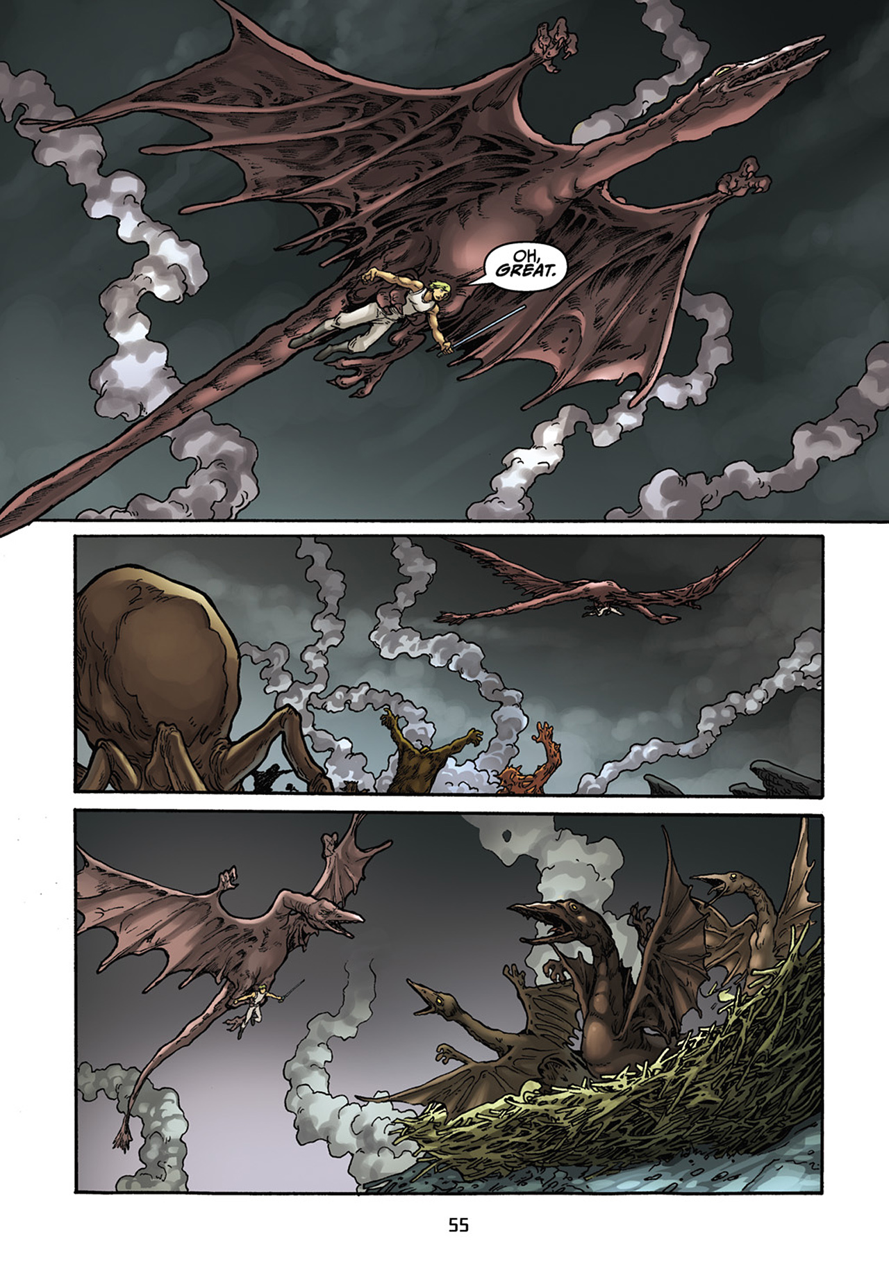 Read online Star Wars Omnibus comic -  Issue # Vol. 33 - 217