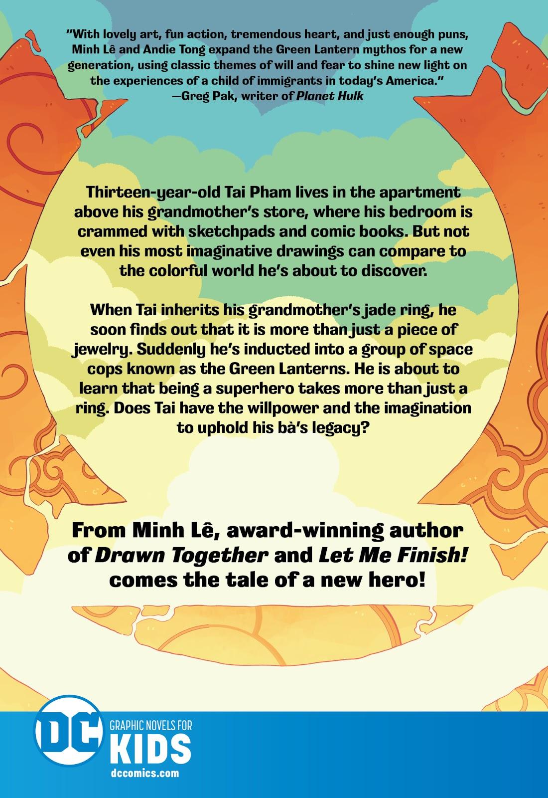 Read online Green Lantern: Legacy comic -  Issue # TPB - 142