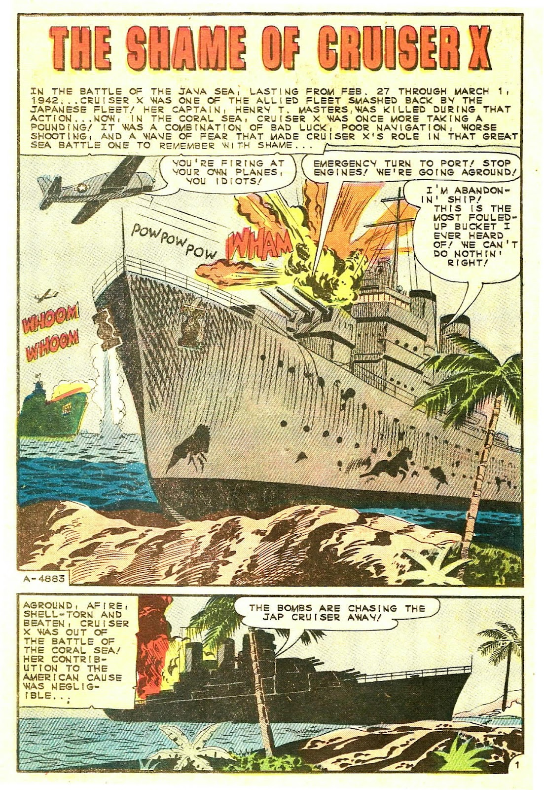 Read online Fightin' Navy comic -  Issue #123 - 15