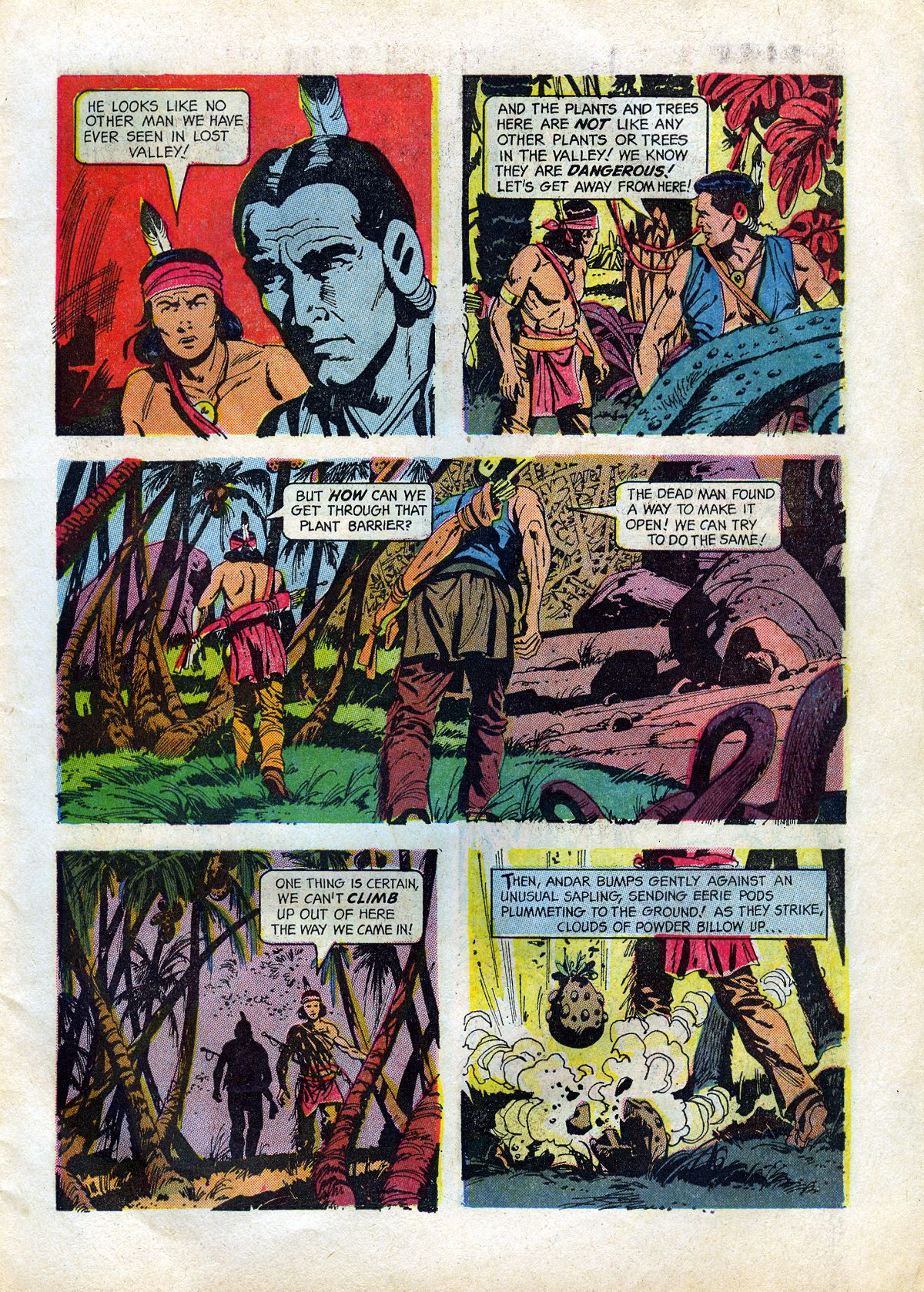 Read online Turok, Son of Stone comic -  Issue #45 - 7