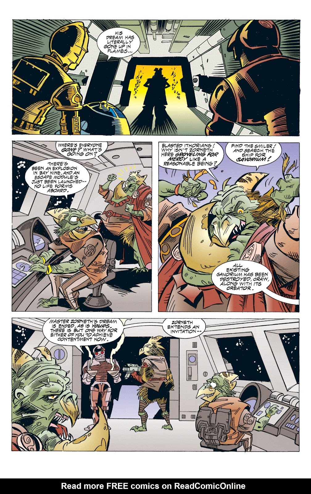 Read online Star Wars Legends Epic Collection: The Empire comic -  Issue # TPB 5 (Part 4) - 86