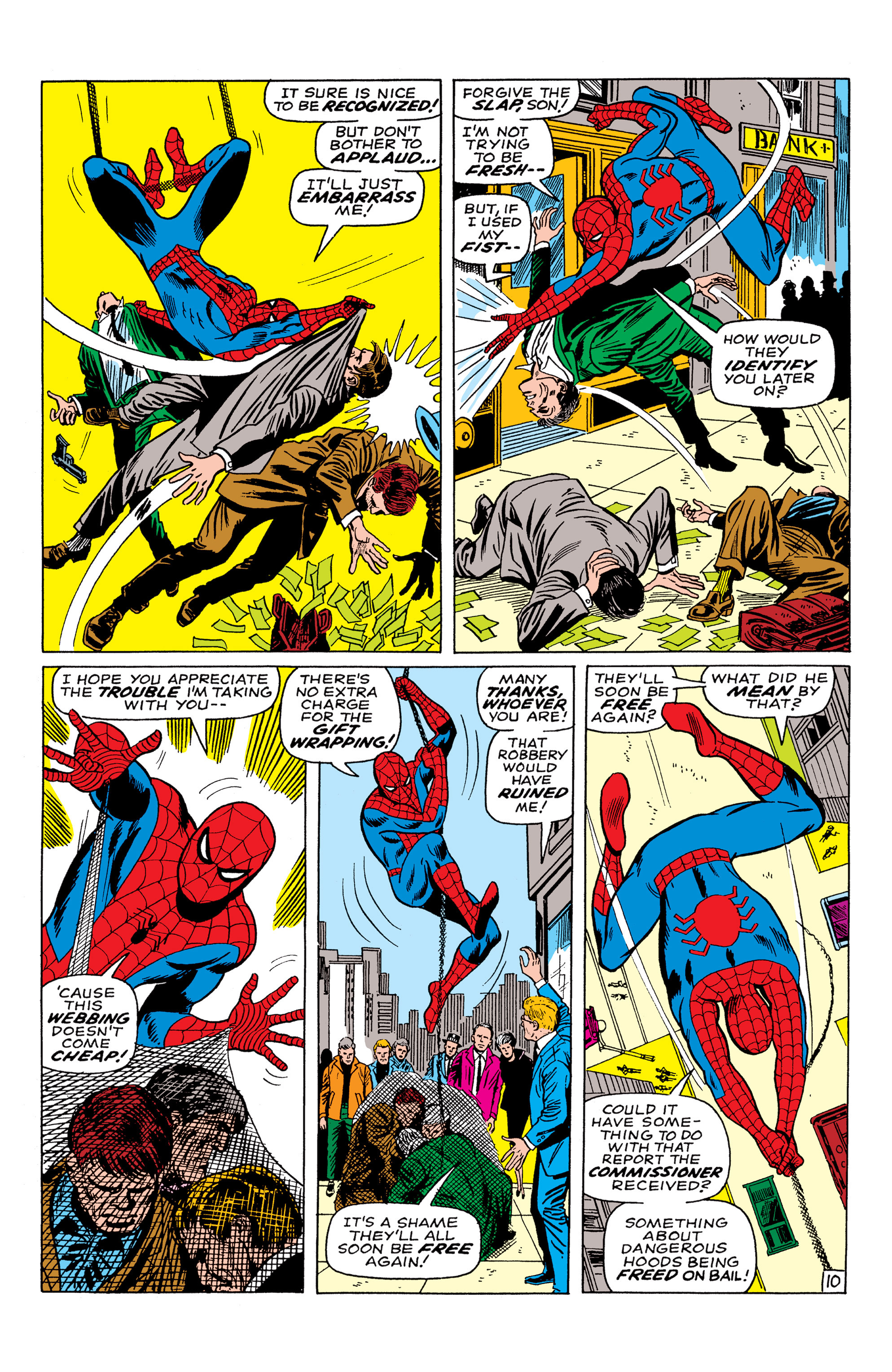The Amazing Spider-Man (1963) 59 Page 10