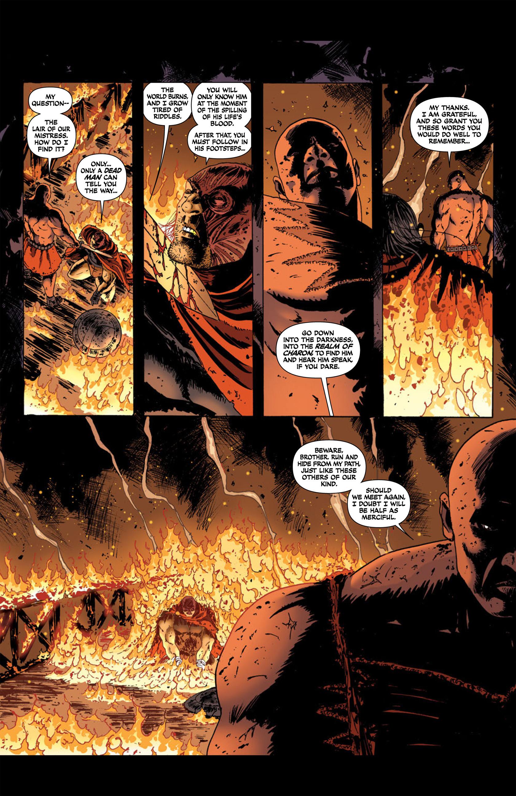 Read online Aquila comic -  Issue #2 - 17