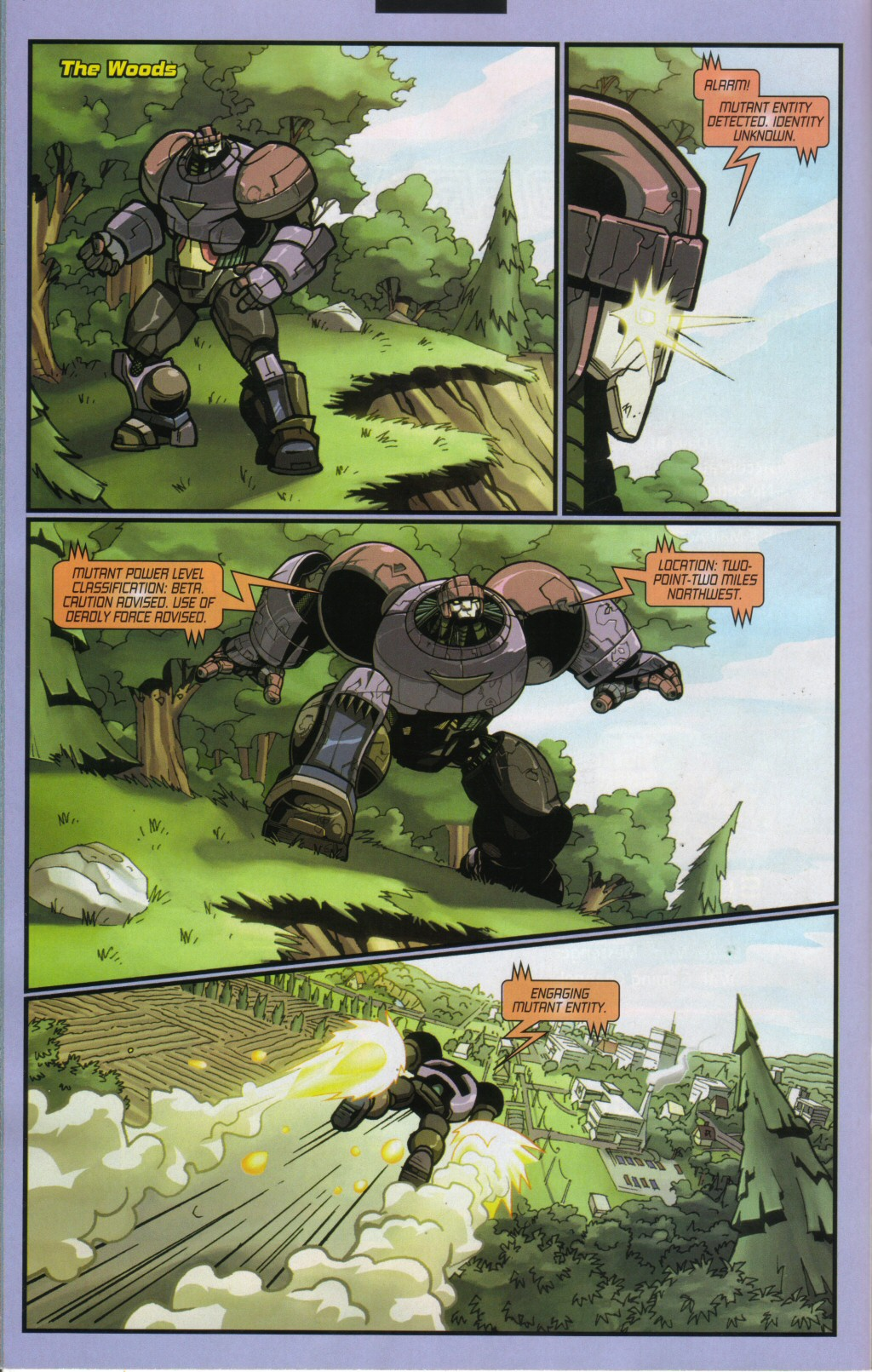 Read online Sentinel comic -  Issue #11 - 8