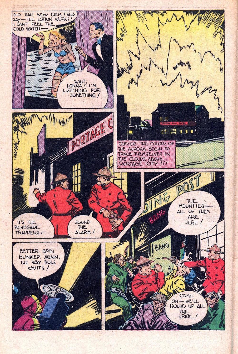 Read online Super-Magician Comics comic -  Issue #55 - 42