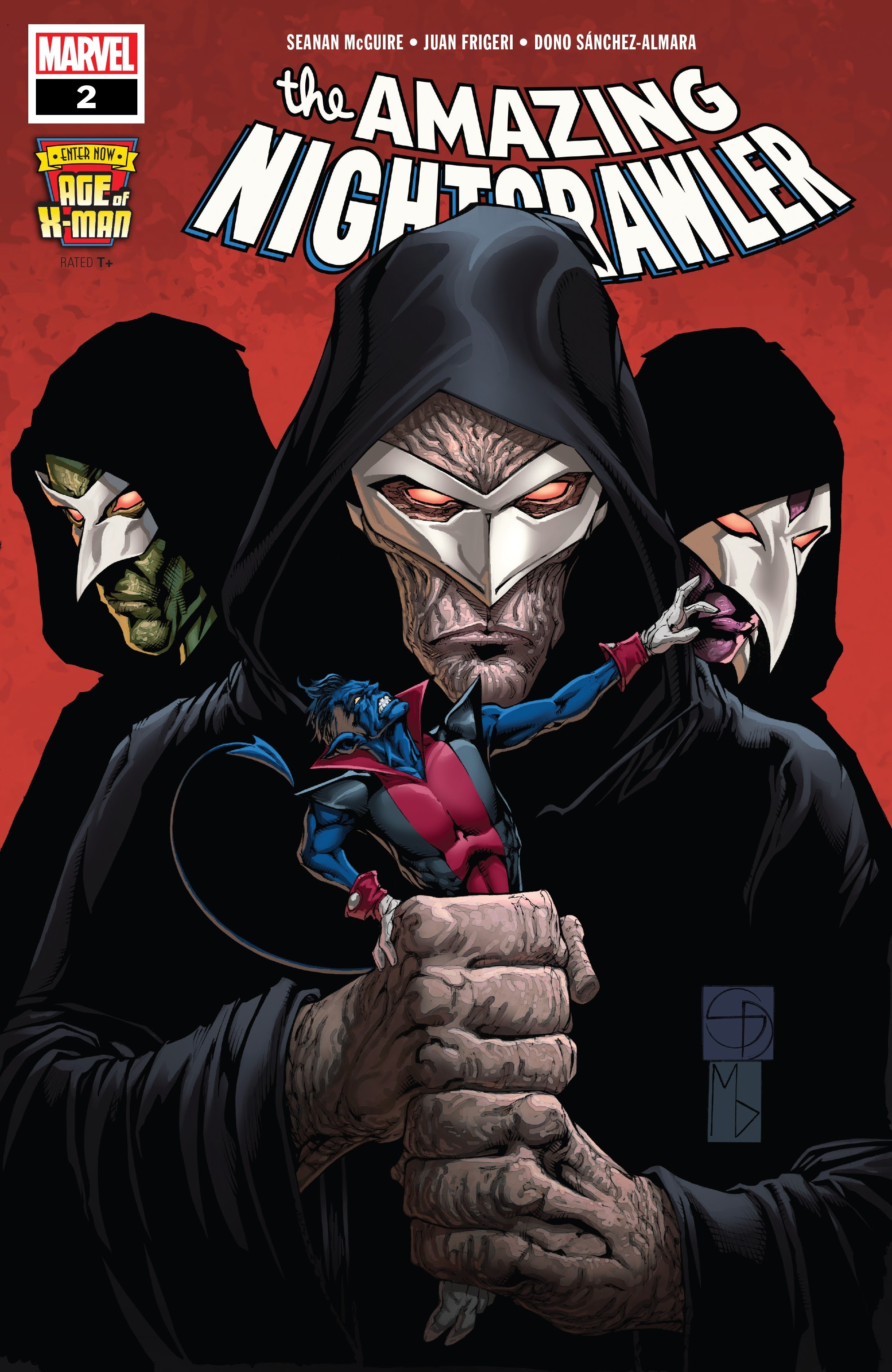Age of X-Man: The Amazing Nightcrawler 2 Page 1