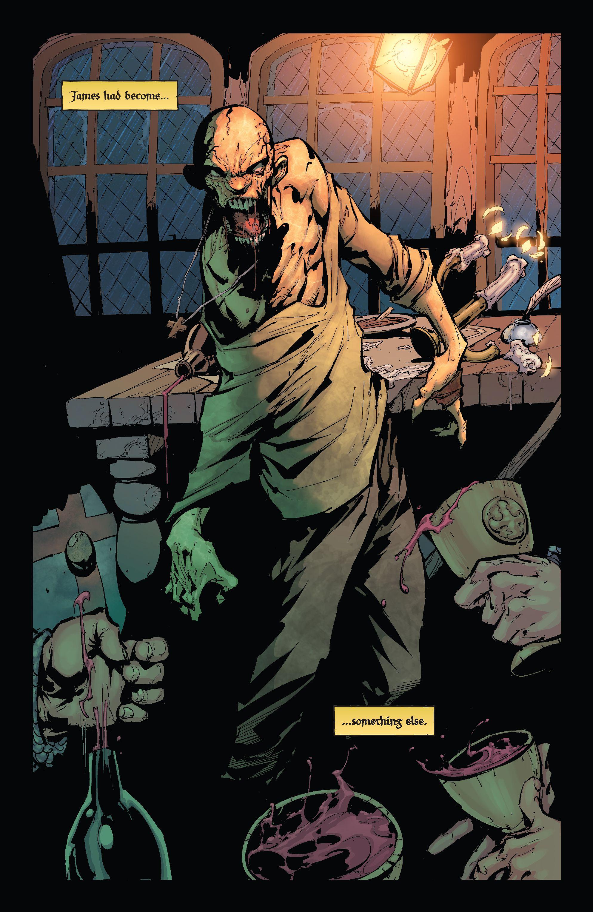 Read online Pestilence comic -  Issue #2 - 7