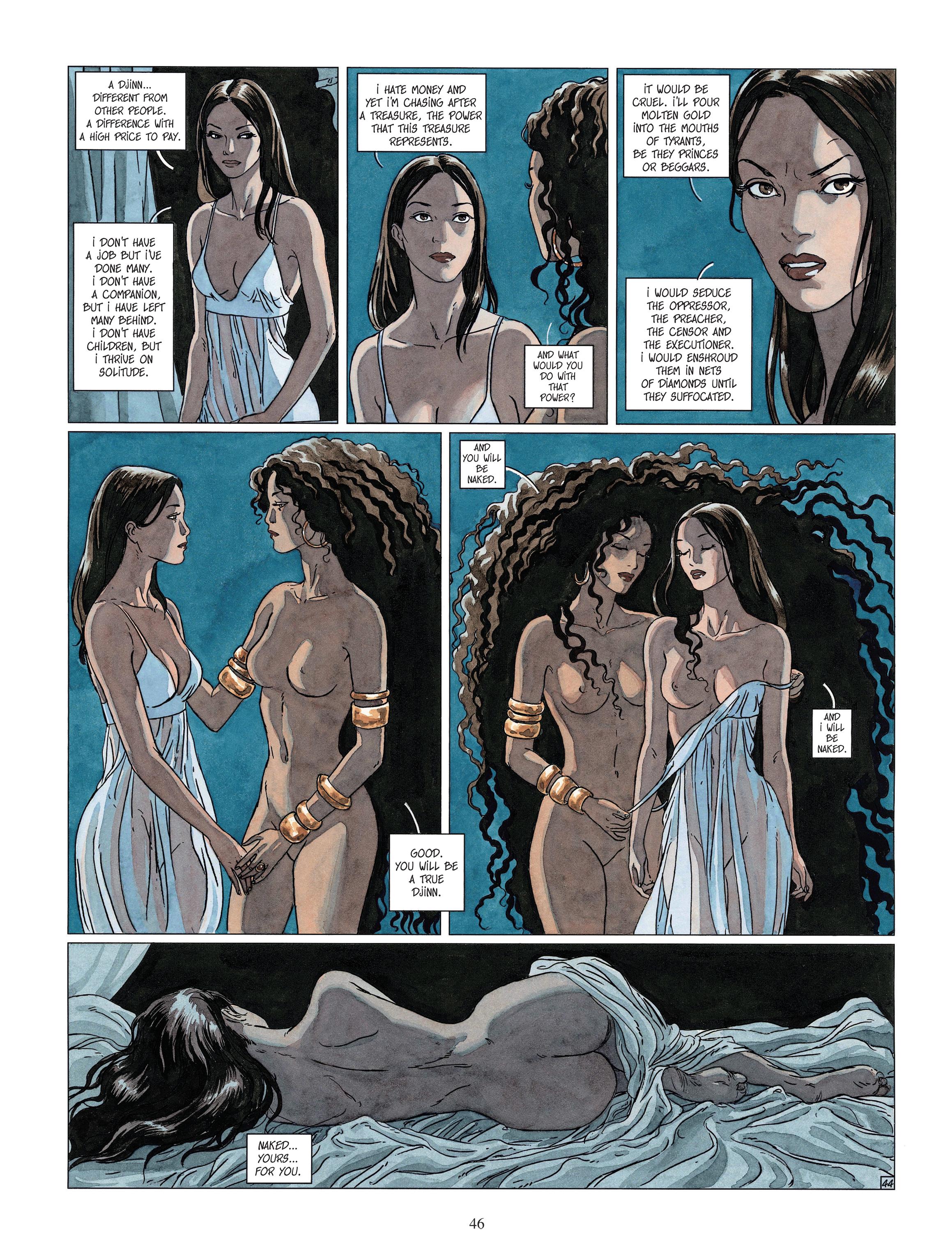 Read online Djinn comic -  Issue #13 - 47