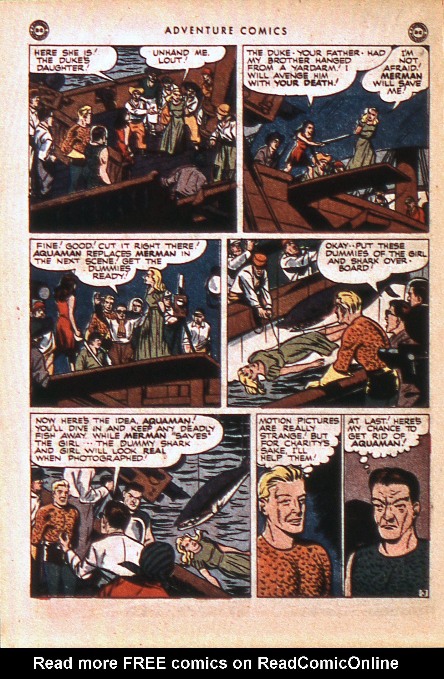 Read online Adventure Comics (1938) comic -  Issue #113 - 15