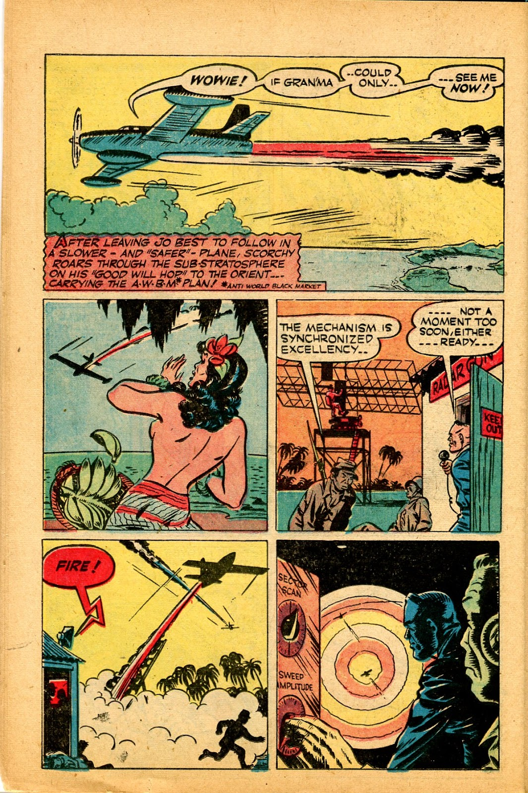 Read online Famous Funnies comic -  Issue #159 - 38