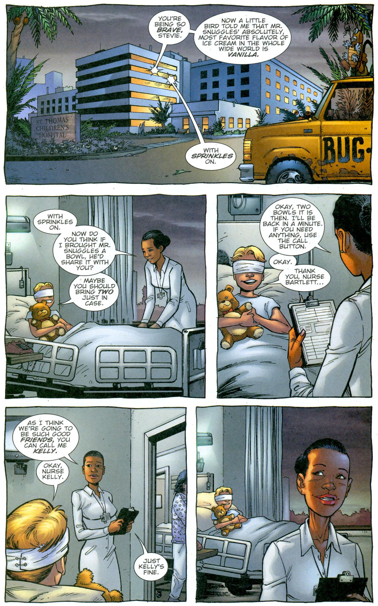 Read online The Exterminators comic -  Issue #13 - 17