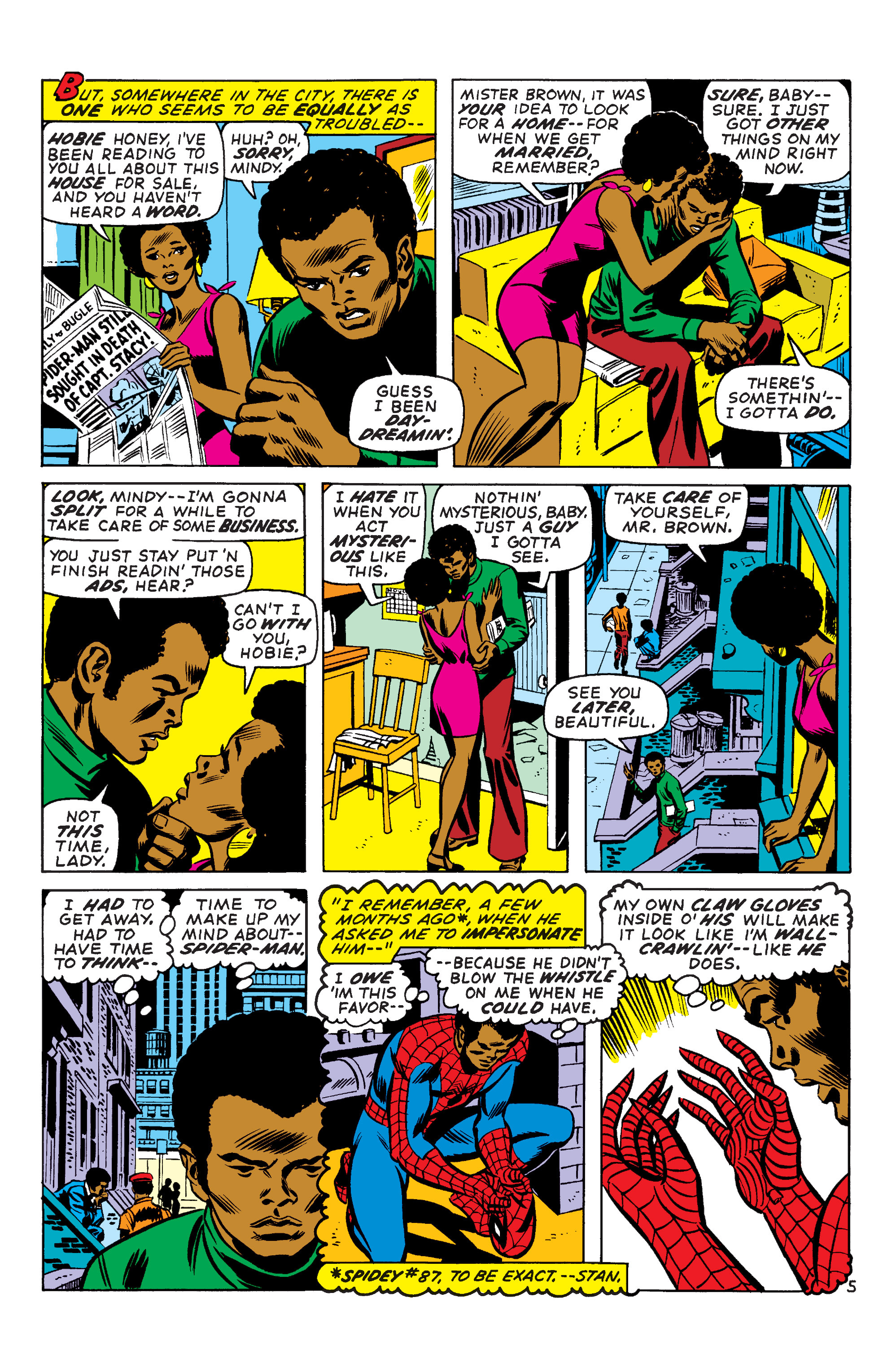 The Amazing Spider-Man (1963) 93 Page 5