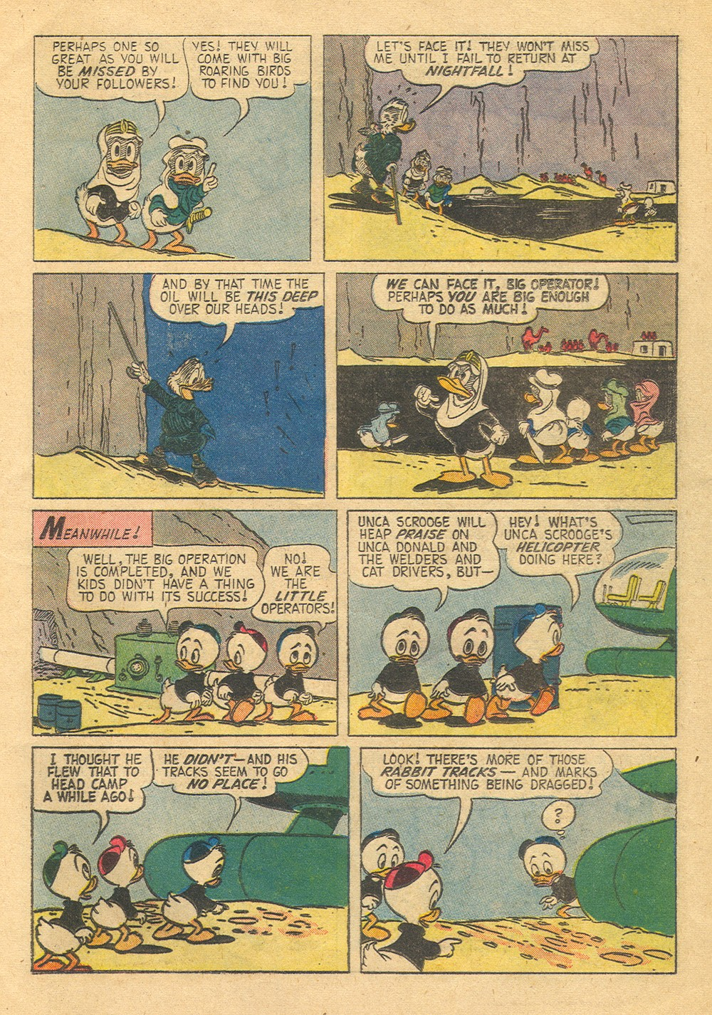 Read online Uncle Scrooge (1953) comic -  Issue #30 - 17