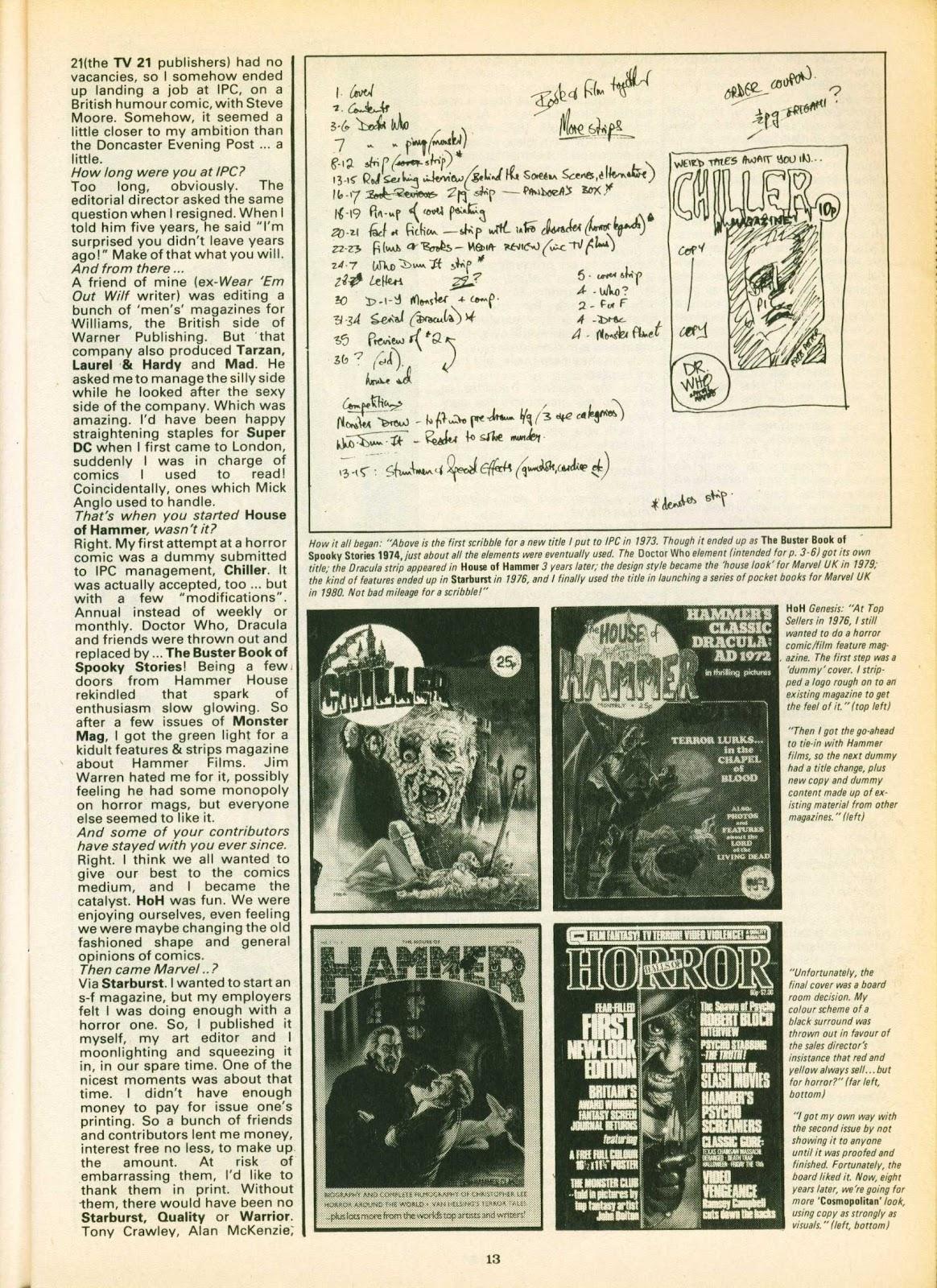 Warrior Issue #16 #17 - English 13