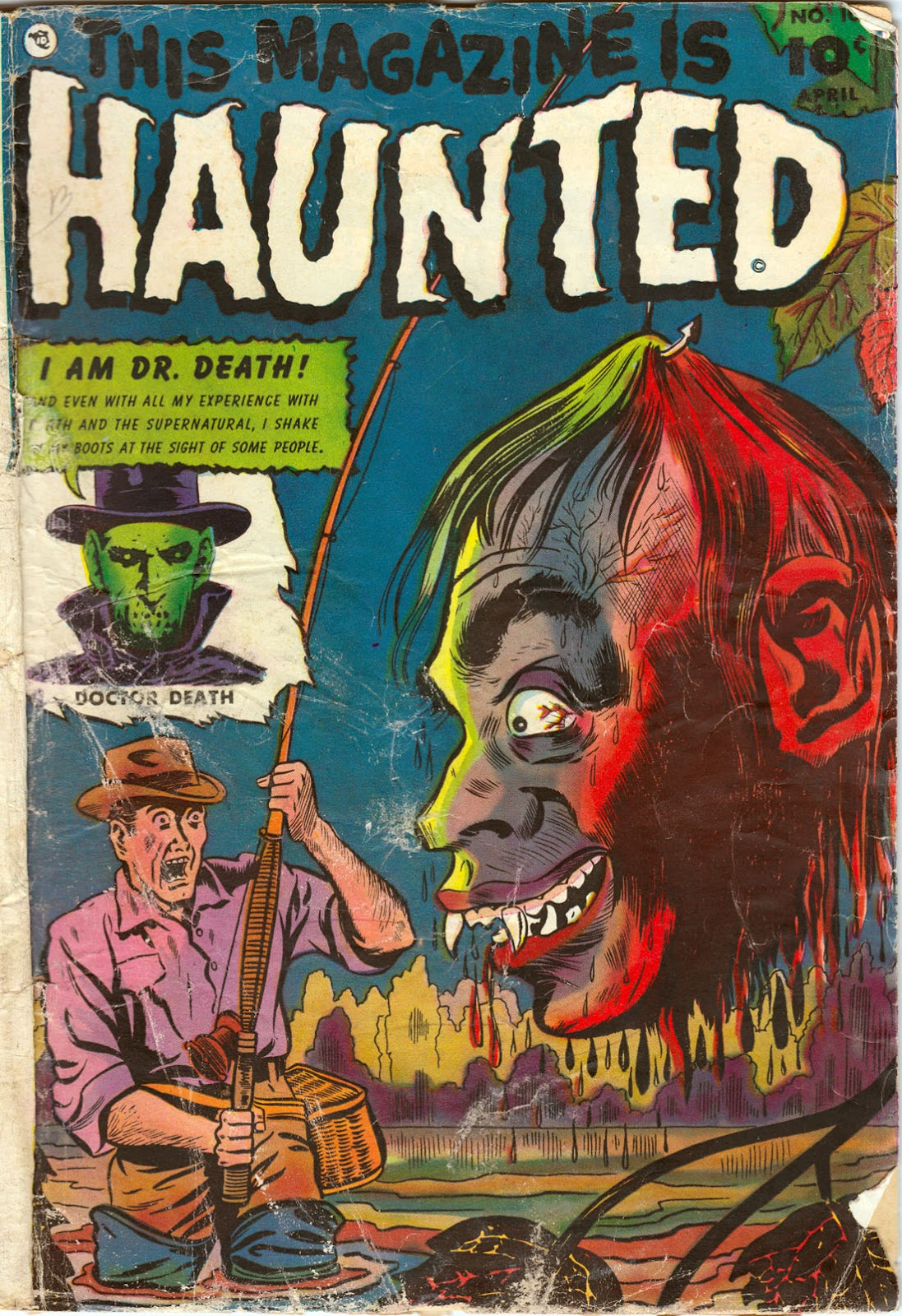 Read online This Magazine Is Haunted comic -  Issue #10 - 1