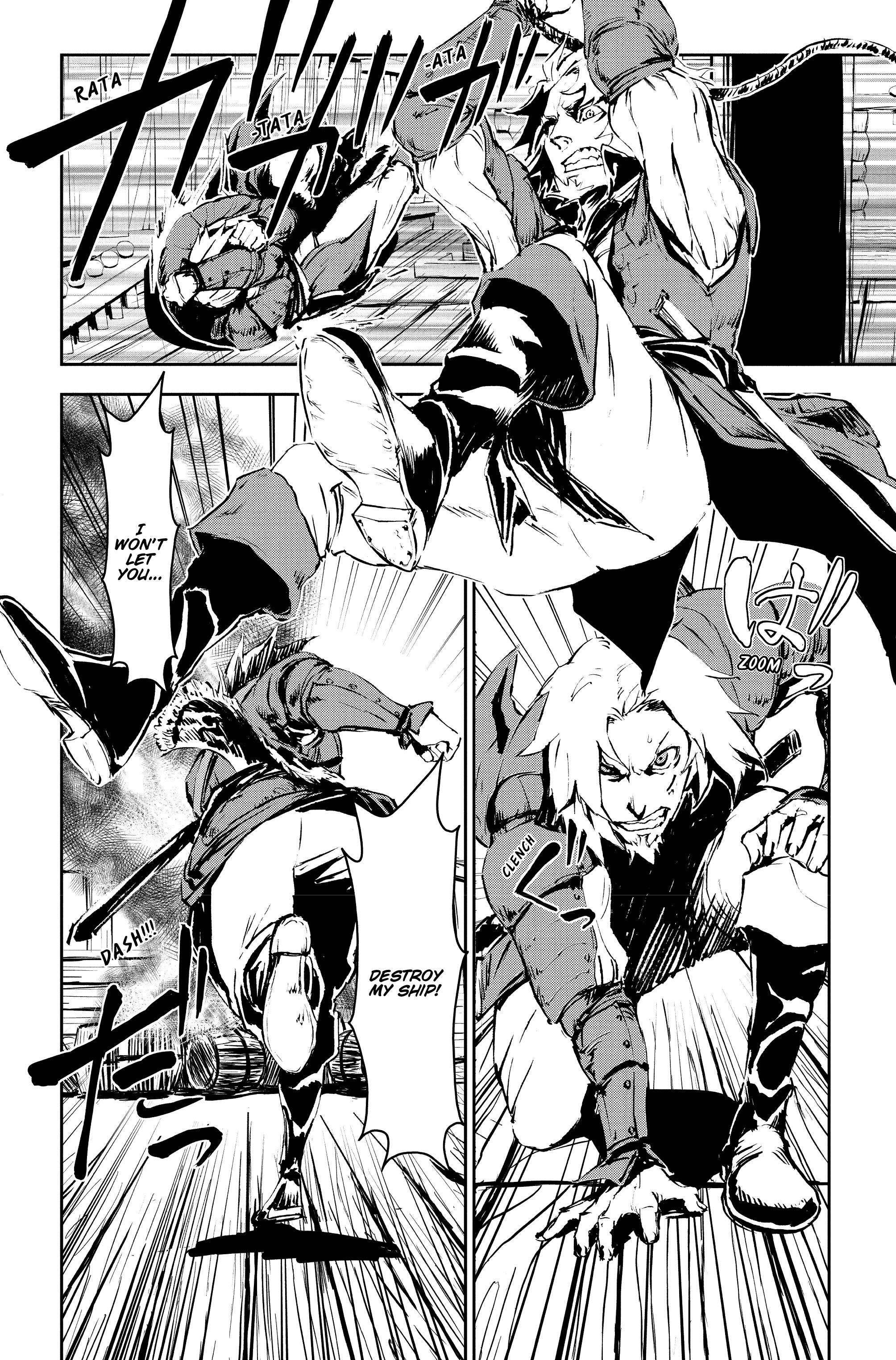 Read online Assassin's Creed: Awakening comic -  Issue #1 - 20