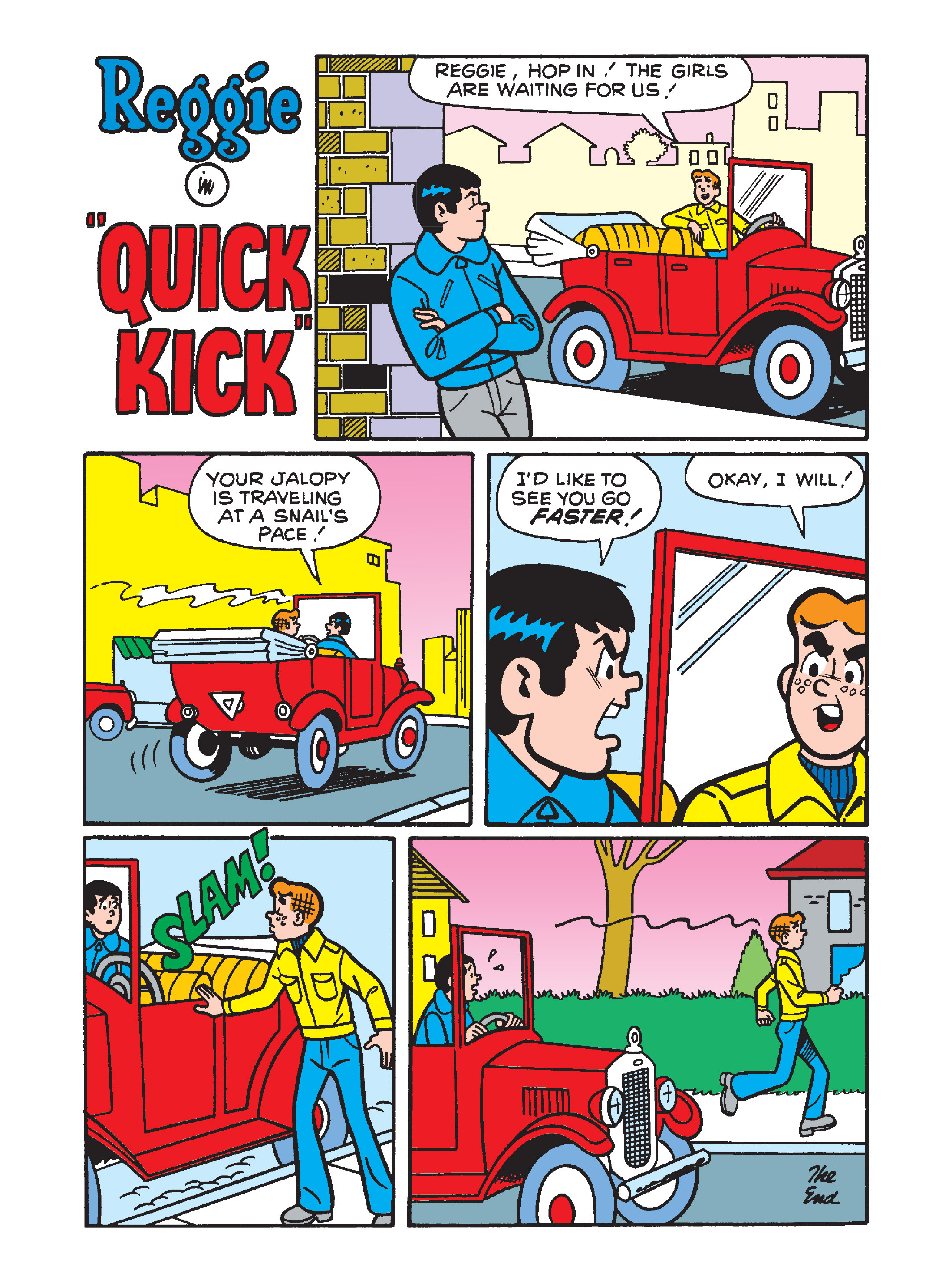 Read online Archie's Funhouse Double Digest comic -  Issue #2 - 127