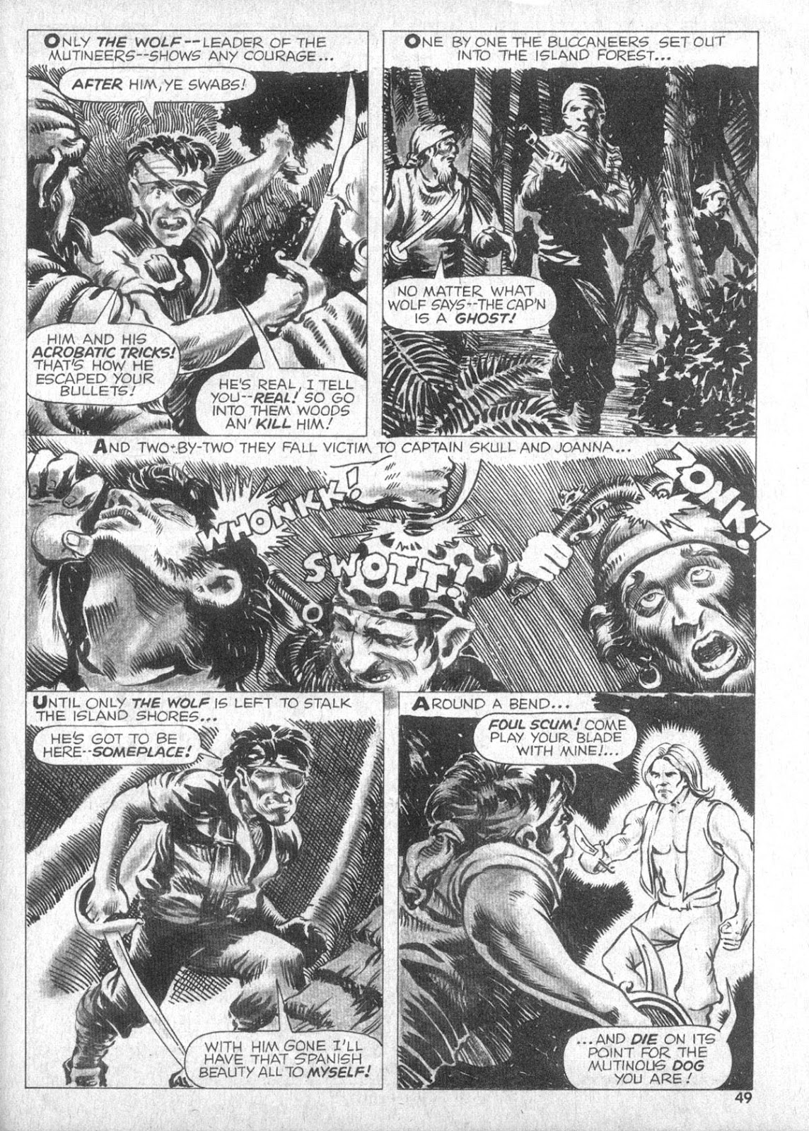 Psycho issue Annual - Page 49