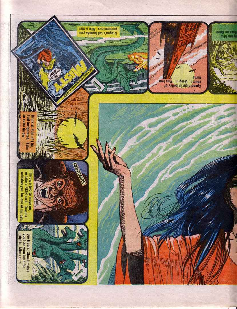 Read online Misty comic -  Issue #30 - 16