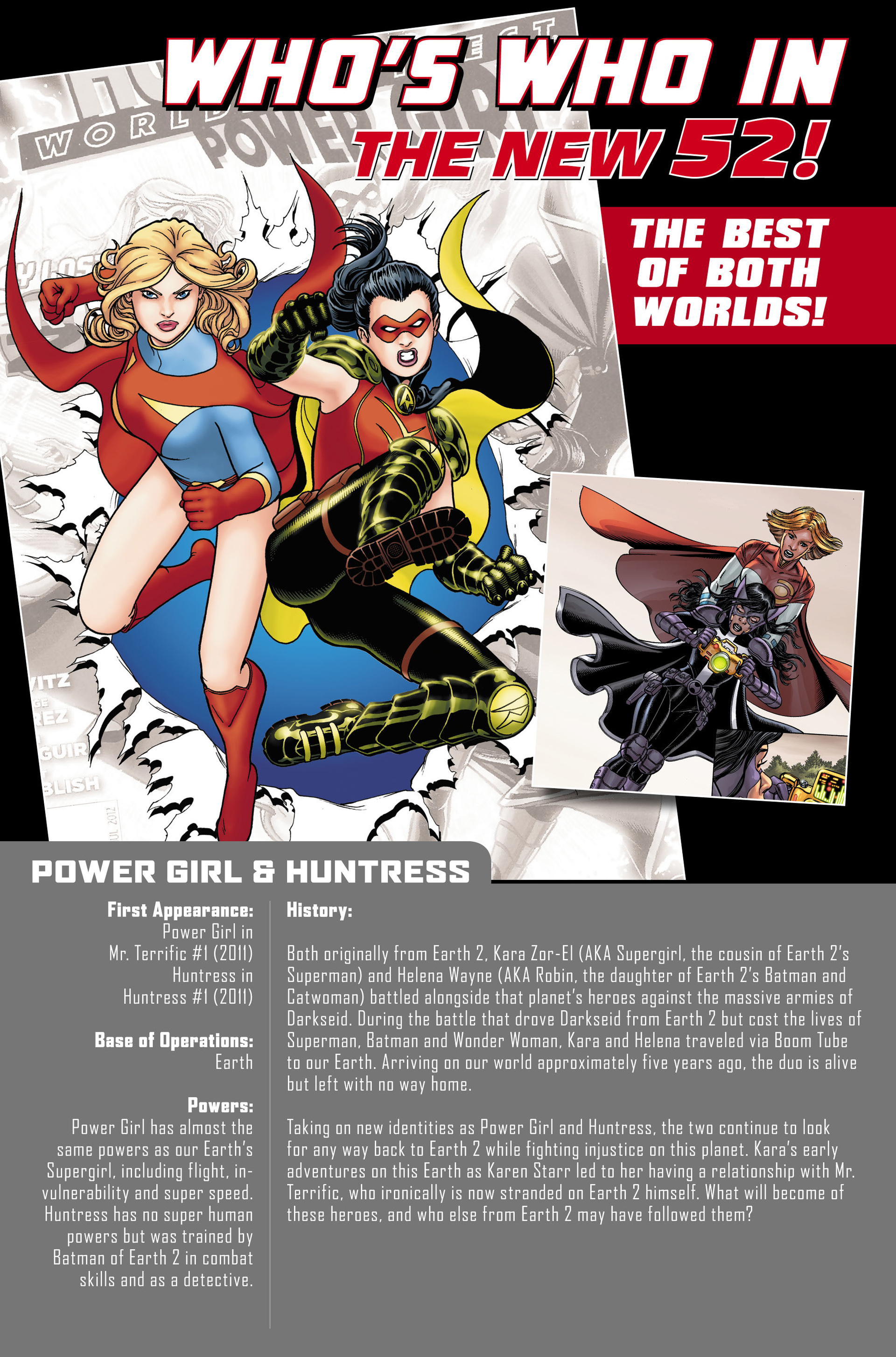 Read online Worlds' Finest comic -  Issue #0 - 23